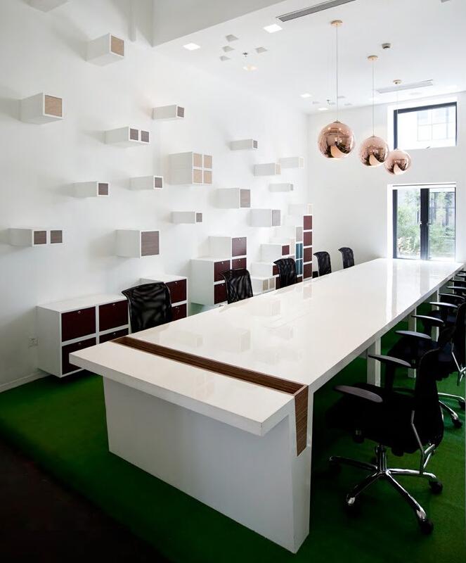 未来办公室空间设计的发展趋势