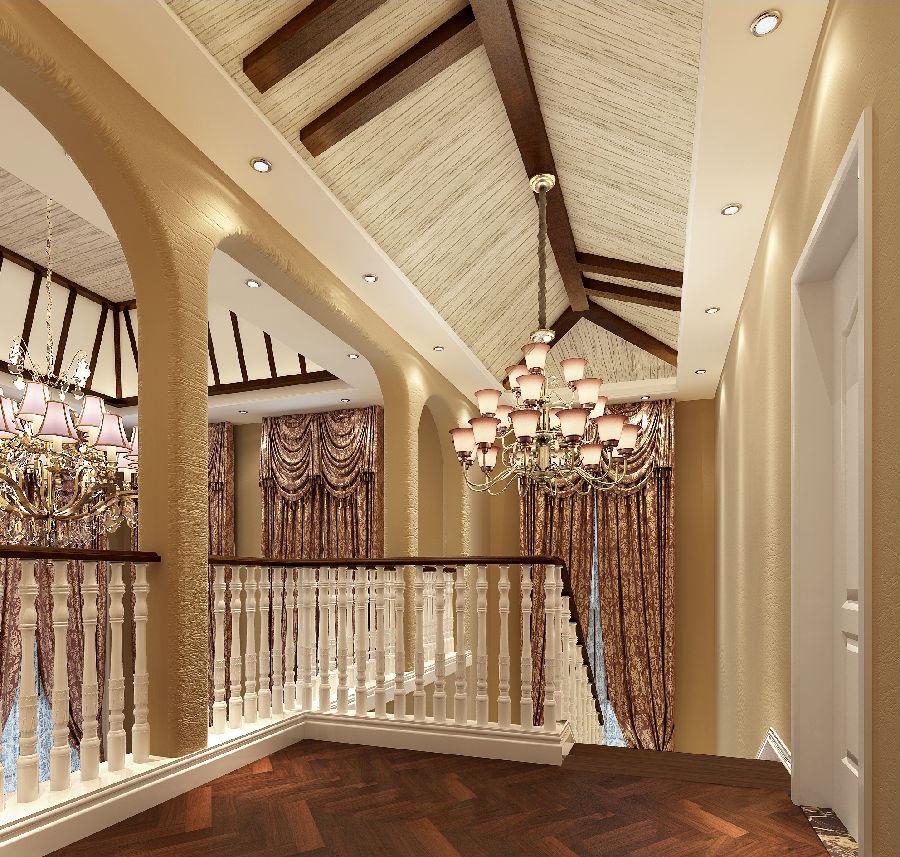 固安别墅设计