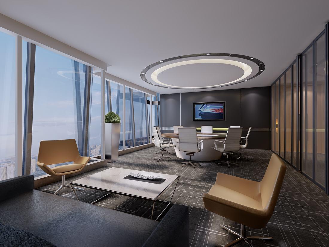 新办公室布置方案(图7)图片